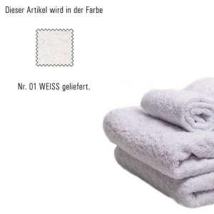Handtuch-weiß